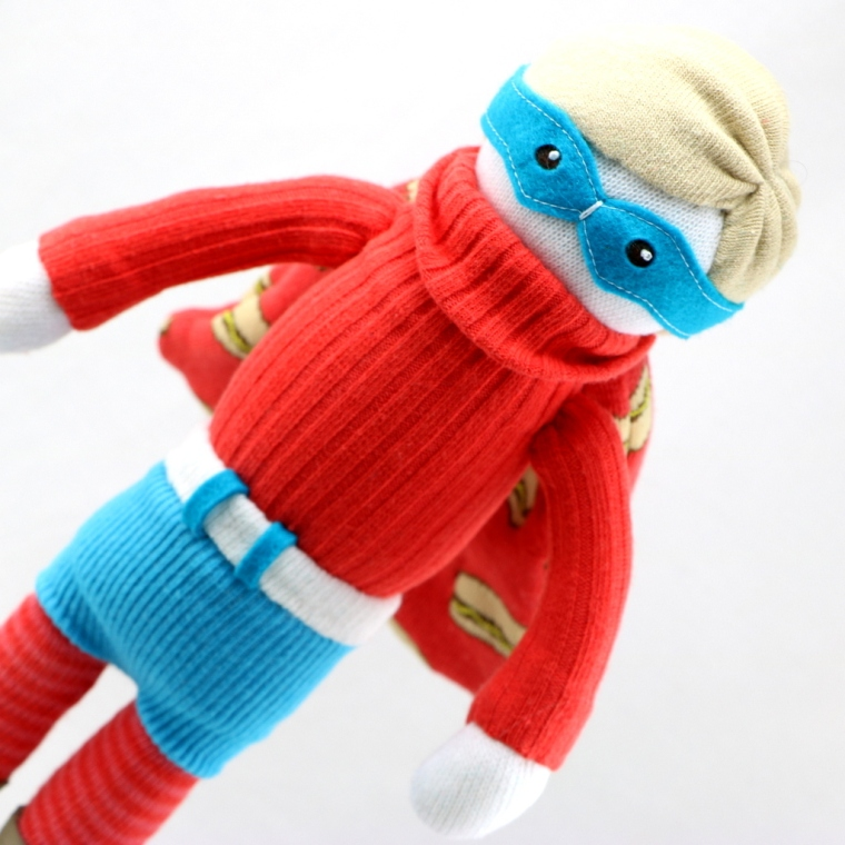 Hero Happy Mail - Sock Doll for Aidan