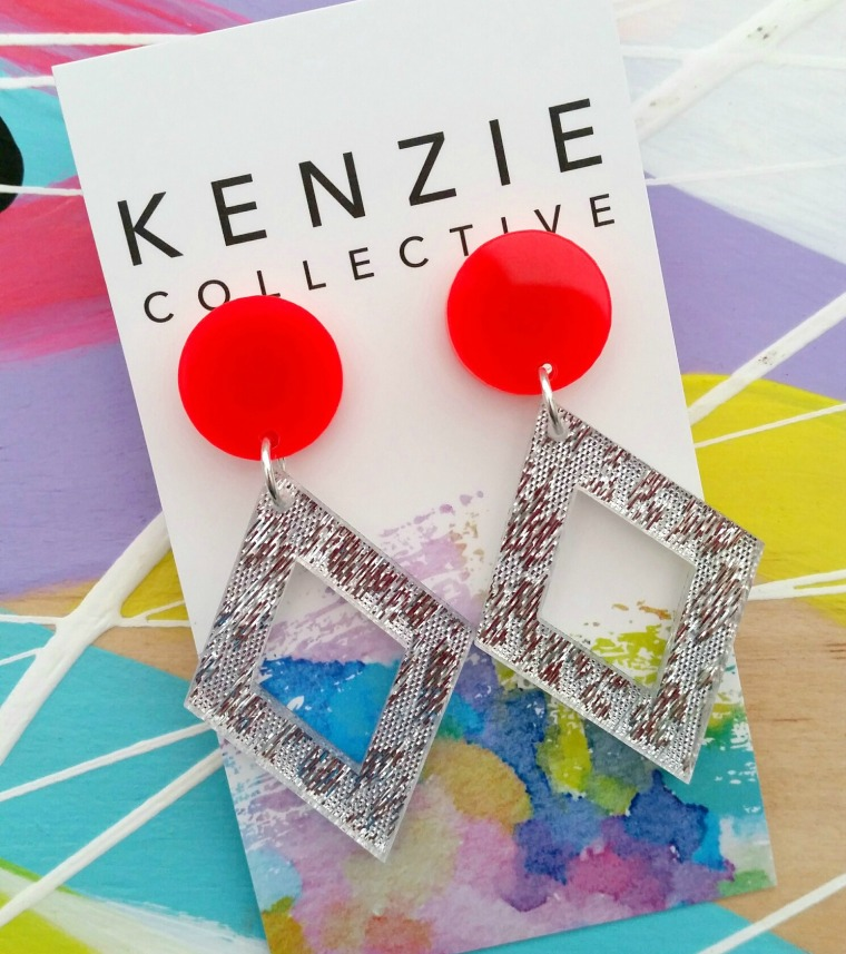 Kenzie Collective Piper Dangle Earrings
